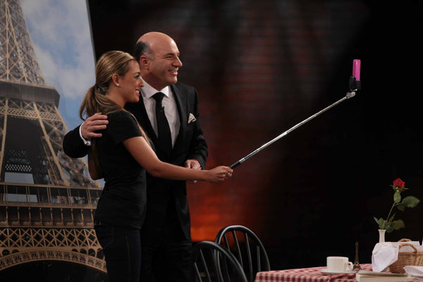 What did Mr.Wonderful think of the Quik Pod Selfie Stick?