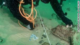 Archeologists have found a centuries-old shipwreck off Portugal's coast near Lisbon