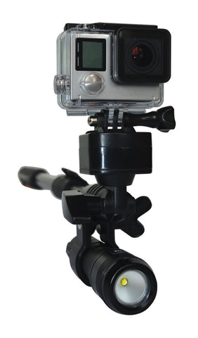 Explorer 2 and Explorer 3 Spare Quick Release GoPro compatible Clip