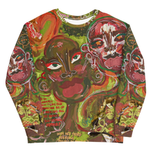 "Load image into Gallery viewer, ""NOTHING MAKES SENSE!"" sweatshirt"