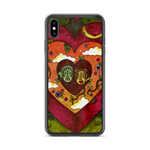 """eternal soulmates"" iphone case"