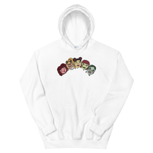 "Load image into Gallery viewer, ""GROOVY CREW"" HOODIE! [4 colors]"