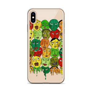 """LIFE CATCHES UP TO YOU"" iphone case!"