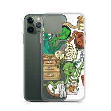 "Load image into Gallery viewer, ""CLUTTERED"" iphone case!"