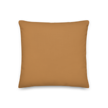"Load image into Gallery viewer, ""honey"" pillow"