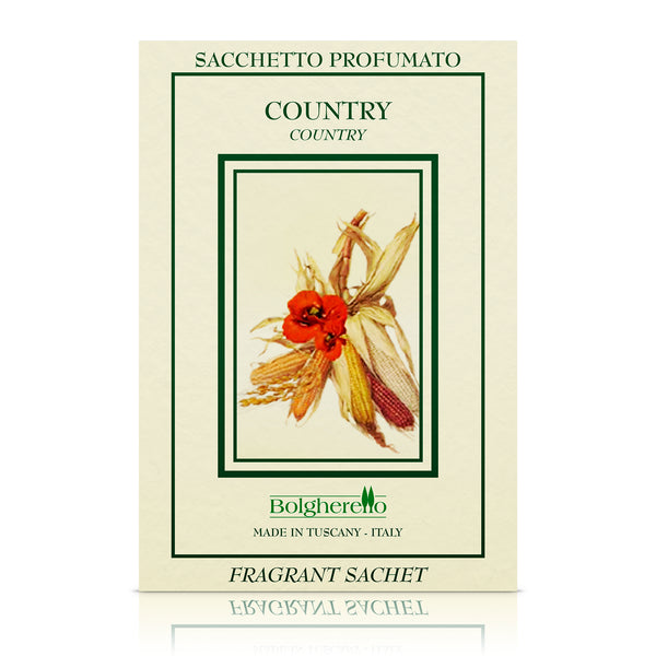 Country scented sachet