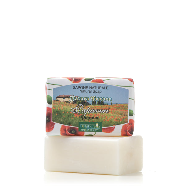 Poppies soap