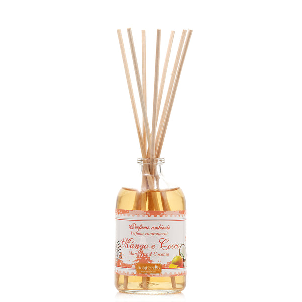 Mango and Coconut home fragrance