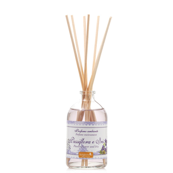 Passiflora and Iris home fragrance