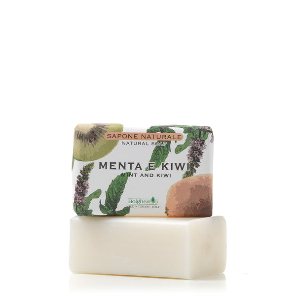Mint and Kiwi Soap