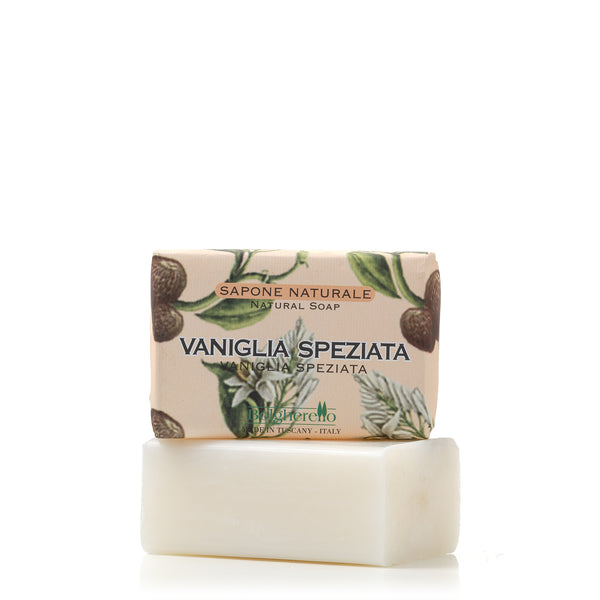 Spicy Vanilla Soap