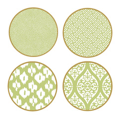 Mixed Bag Coasters ~ 11 Colors