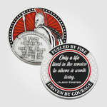 Driven By Courage Coins