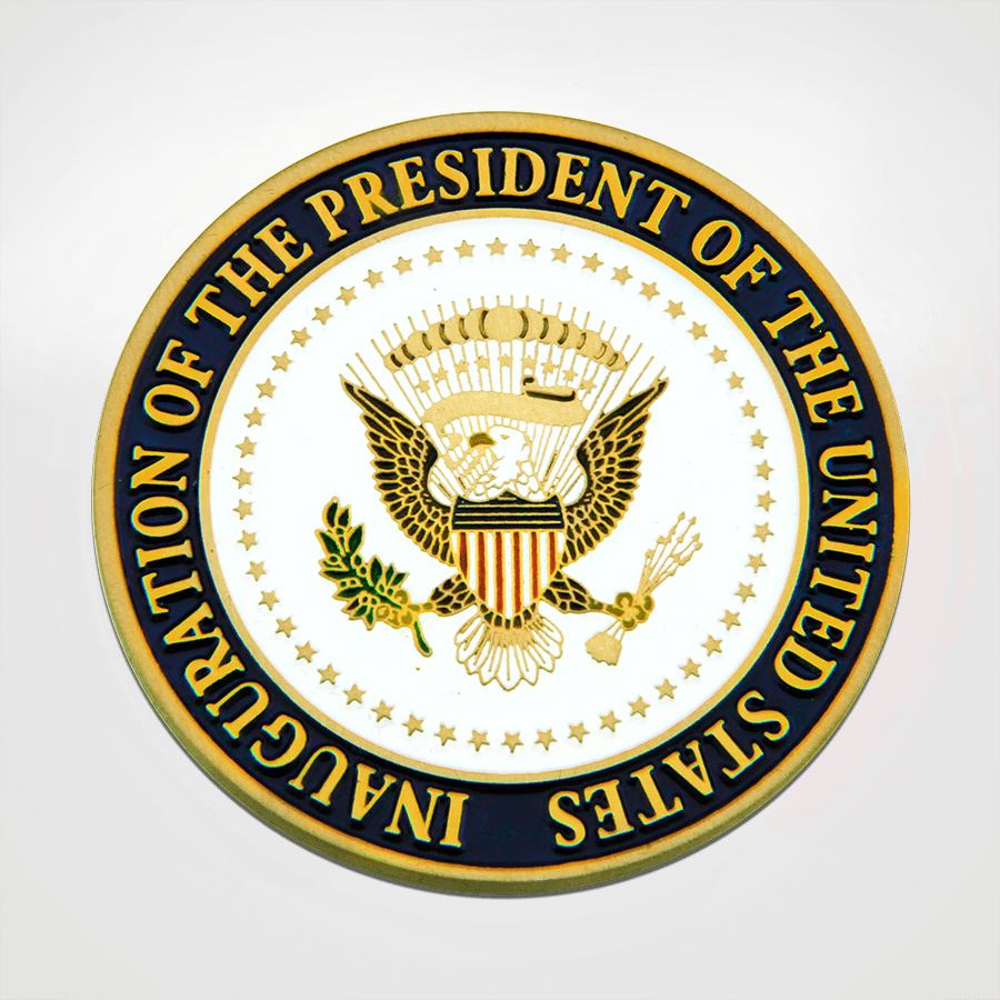 2021 Presidential Inauguration Coin Presidential Seal