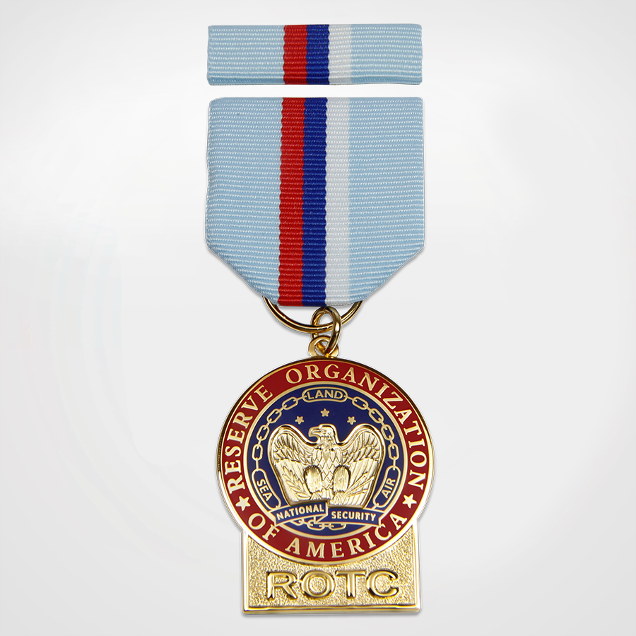 Gold ROTC Medal