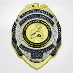 Police Week Badge