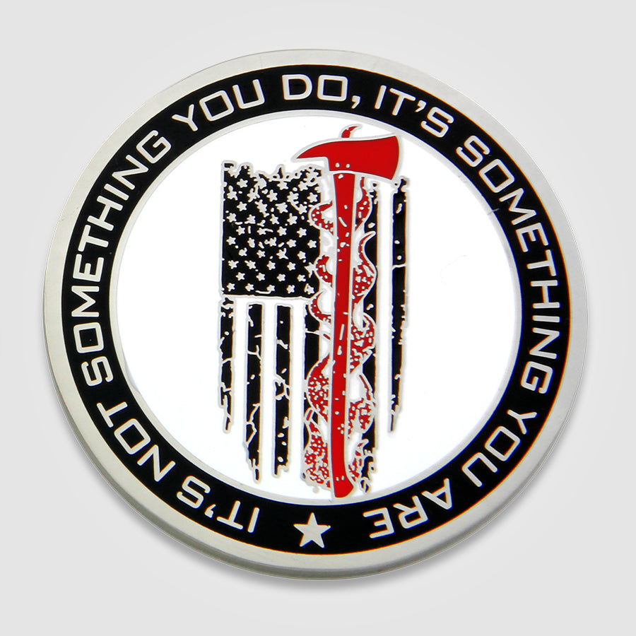 Brotherhood Fire Coin-Back
