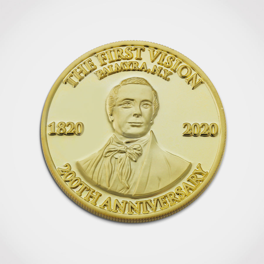 The First Vision Medallion