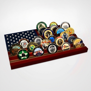 USA Coin Desk Display