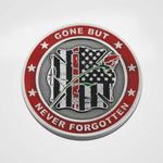 Fallen Firefighter Coin-Front