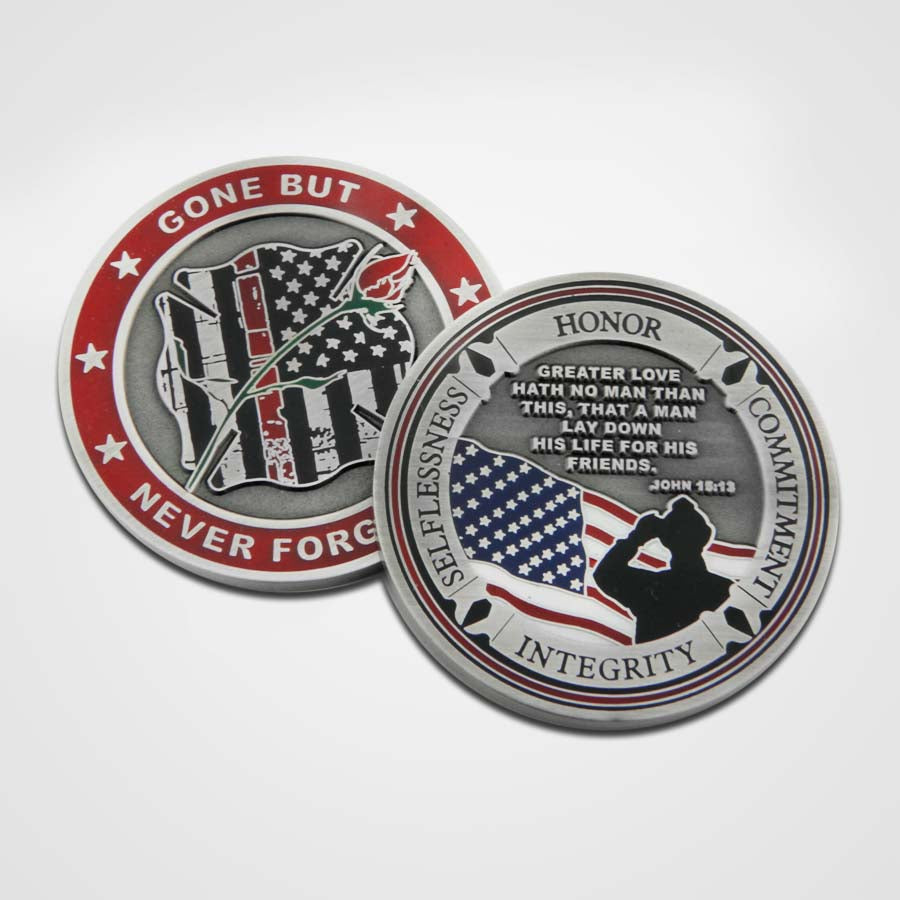 Load image into Gallery viewer, Fallen Firefighter Coins