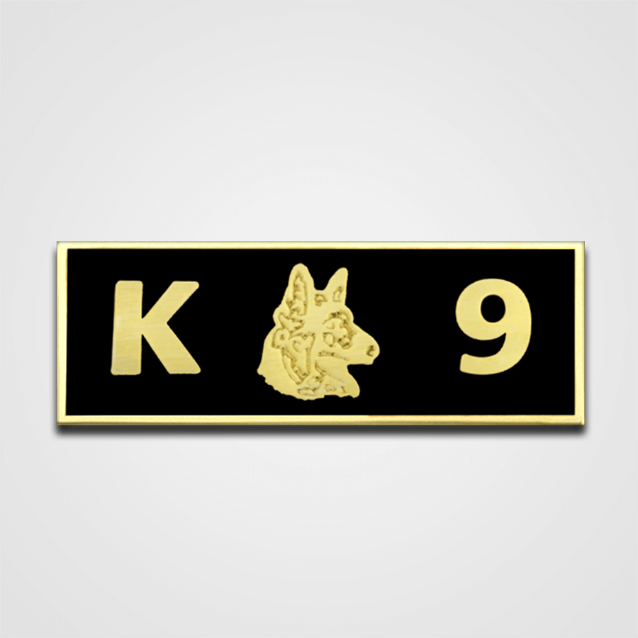 K-9 Icon Merit Pin-Bar