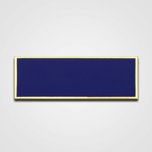 Load image into Gallery viewer, Solid Navy Merit Pin-Bar