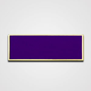 Load image into Gallery viewer, Solid Purple Merit Pin-Bar