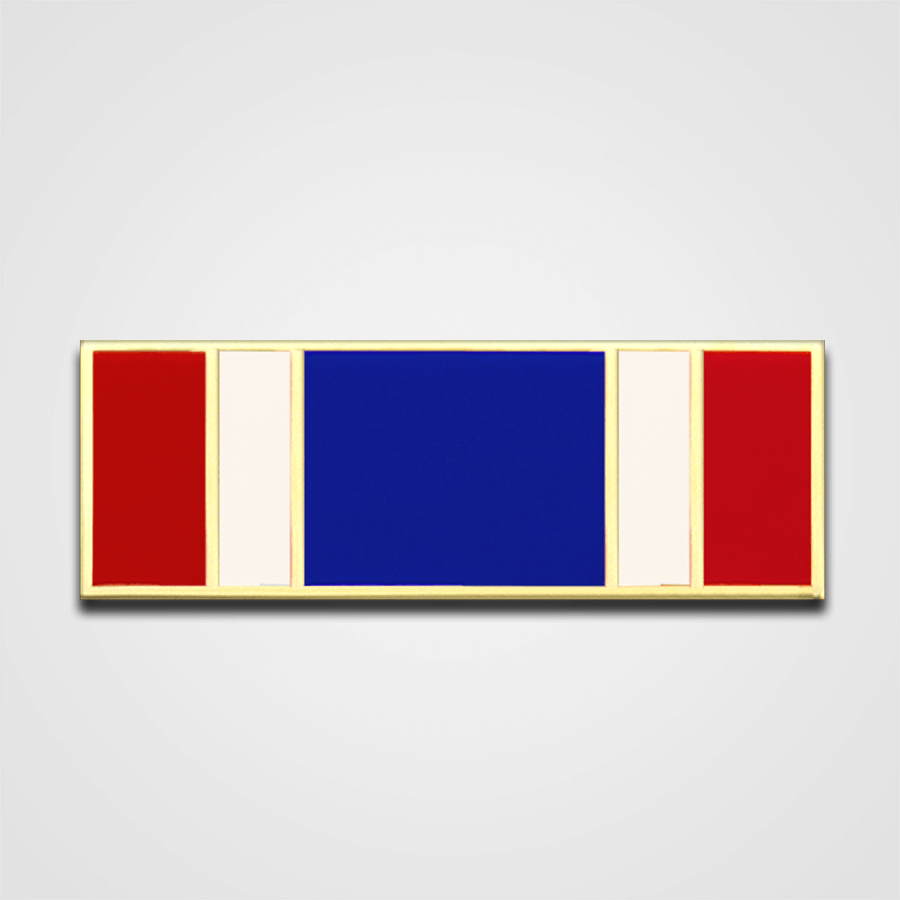 Load image into Gallery viewer, 5-Stripe Red/White/Blue Merit Pin-Bar