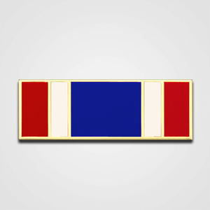 5-Stripe Red/White/Blue Merit Pin-Bar