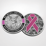 St. Michael Pink Line Coin