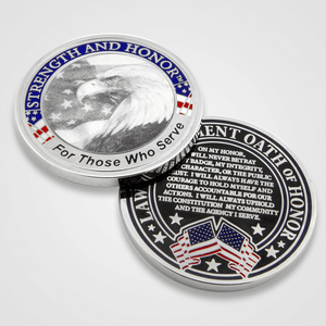 Strength & Honor Coins