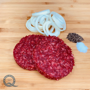 Steak Burgers (4 Pack)