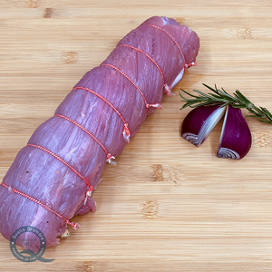 Stuffed Pork Fillet
