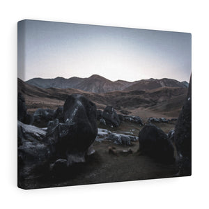 New Zealand (Castle Hill) Canvas Gallery Wraps