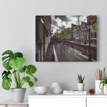 Load image into Gallery viewer, Netherlands (Amsterdam Red Light District) Canvas Gallery Wraps