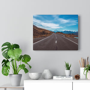 New Zealand (Mount Cook) Canvas Gallery Wraps