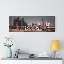 Load image into Gallery viewer, Australia (Brisbane) Canvas Gallery Wrap