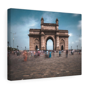 India (The Gateway of India) Canvas Gallery Wraps