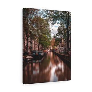 Netherlands (Amsterdam) Canvas Gallery Wraps