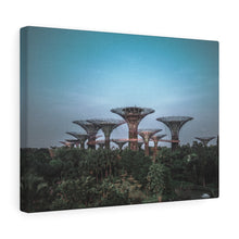 Load image into Gallery viewer, Singapore (Gardens by the Bay) Canvas Gallery Wraps
