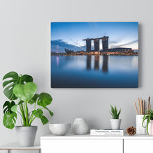 Load image into Gallery viewer, Singapore (Marina Bay Sands) Canvas Gallery Wraps