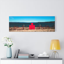 Load image into Gallery viewer, Ironman New Zealand (Taupo) Canvas Gallery Wrap
