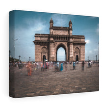 Load image into Gallery viewer, India (The Gateway of India) Canvas Gallery Wraps