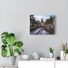 Load image into Gallery viewer, Netherlands (Amsterdam) Canvas Gallery Wraps