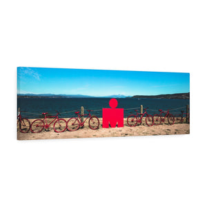 Ironman New Zealand (Taupo) Canvas Gallery Wrap