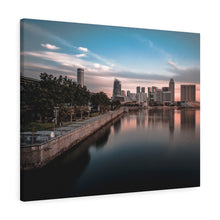 Load image into Gallery viewer, Singapore (Marina Bay) Canvas Gallery Wraps