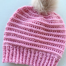 Load image into Gallery viewer, Pink Sparkle Beanie