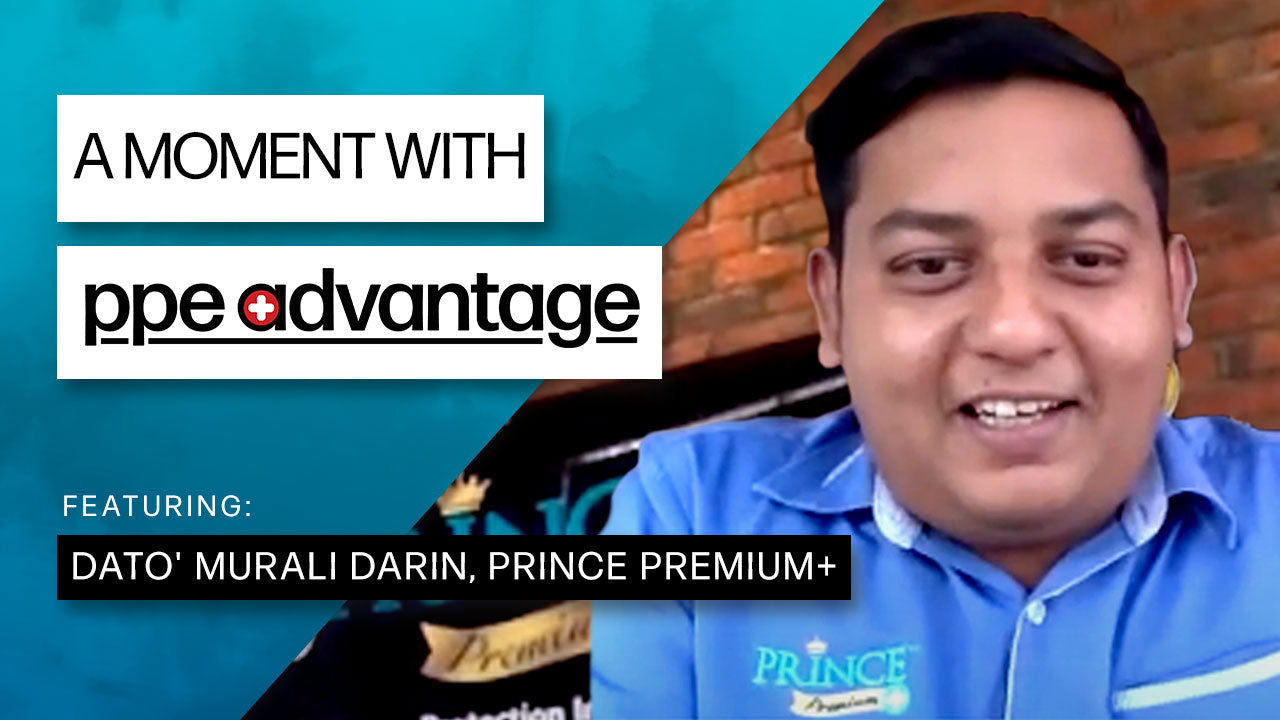 PPE Advantage Douglas Stein and Prince Premium+ Dato' Murali Darvin Interview