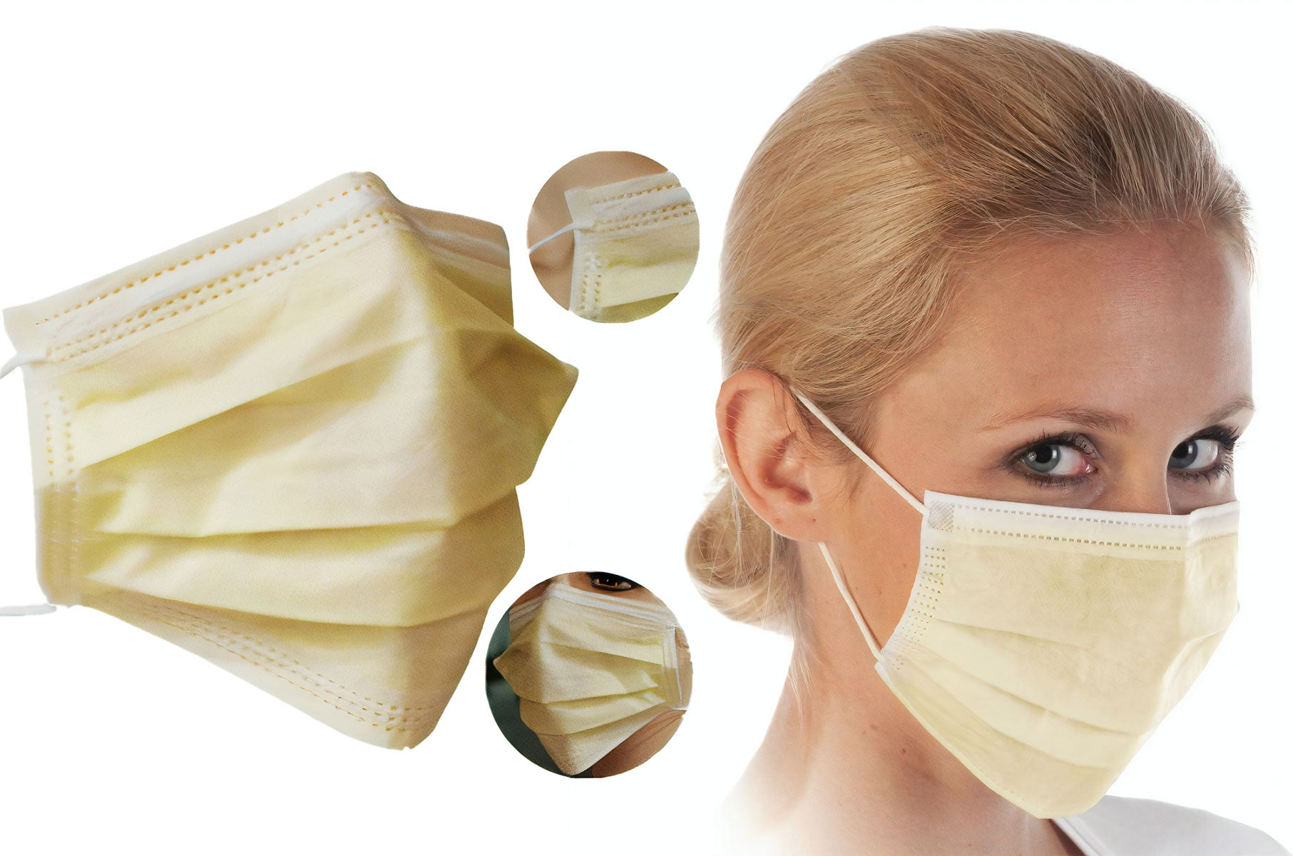 1667 Surgical 3ply Mask Medical | PPE Advantate powered by dS Product Hunters